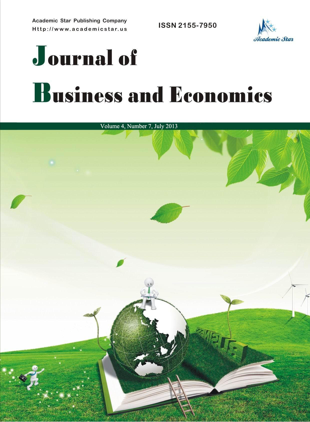 Journal of Business and Economics